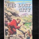 The Lost City Rick Brant Electronic Adventure Vintage