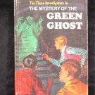 Mystery of the Green Ghost Three Investigators Crime HC