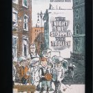The Night We Stopped the Trolley Miers Vintage HC 1969