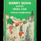 Danny Dunn and the Fossil Cave Williams Vintage HC 1961