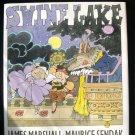 Swine Lake James Marshall Maurice Sendak HCDJ 1st ED