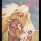 Stormy Misty's Foal Marguerite Henry Wesley Dennis 1978