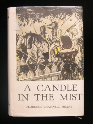 A Candle in the Mist Means Marguerite de Angeli Vintage