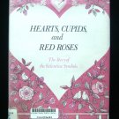 Hearts Cupids and Red Roses Valentine Symbols HCDJ 1976
