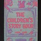 The Children's Story Hour Lorena Simon Bedtime Vintage