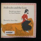 Androcles and the Lion Apion Quail Hawkins Negri 1970