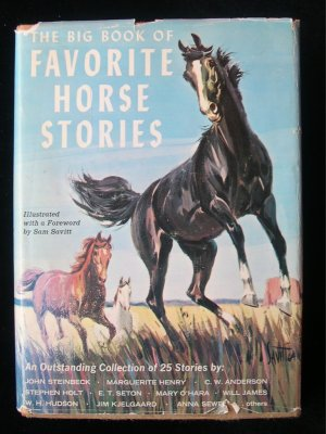 The Big Book of Favorite Horse Stories Steinbeck Henry