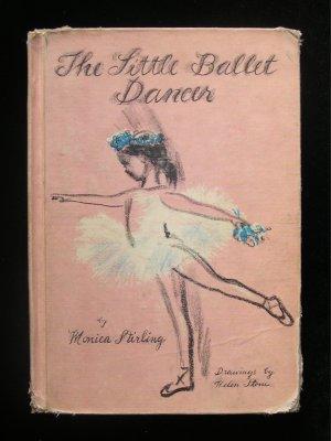 The Little Ballet Dancer Stirling Helen Stone Paris HC