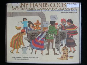 Many Hands Cooking Cooper Ratner Tony Chen Vintage 1974