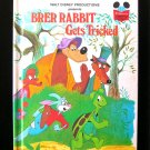 Brer Rabbit Gets Tricked Wonderful World of Reading HC