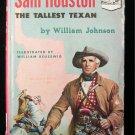Sam Houston The Tallest Texan Johnson Landmark #32 HCDJ