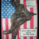Give the Game Back to the Kids Robin Carlsen Baseball