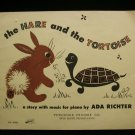 The Hare and the Tortoise Story with Music for Piano SC