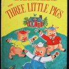 Little Red Riding Hood Three Little Pigs Wonder Book HC
