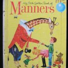 My Little Golden Book of Manners Richard Scarry Vintage