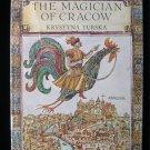 The Magician of Cracow Krystyna Turska Vintage HCDJ