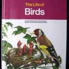 The Life of Birds Behavior Golden Nature Burton 1972 HC