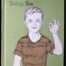 Being Six Book One Health and Safety Vintage Bauer 1962