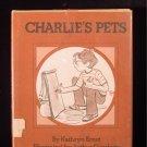 Charlie's Pets Kathryn Ernst Cumings Vintage HCDJ 1978