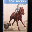 Boy Jockey Barnes Junior Sports Roger Treat Horses 1953