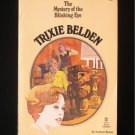 The Mystery of the Blinking Eye Trixie Belden #12 Kenny