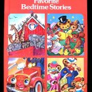 Rand McNally Book of Favorite Bedtime Stories HC 1978