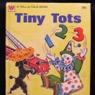 Tiny Tots 123 Whitman Tell a Tale Marjorie Murray Count