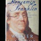 Benjamin Franklin An American Life Isaacson HCDJ 2003