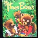 The Three Bears Suzanne Whitman 1955 Tell a Tale HC