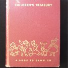 The Children's Treasury A Book to Grow On Barrows 1951