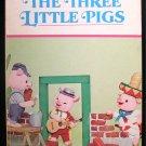 The Three Little Pigs Izawa Hijikata Puppet Vintage HC