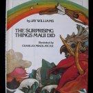 The Surprising Things Maui Did Williams Mikolaycak HCDJ