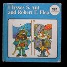 Ulysses S. Ant and Robert E. Flea LaFleur Ericksen 1980
