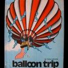 Balloon Trip Ron Wegen Adventure HCDJ Wordless Book