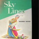 Sky Lines Teacher's Edition Vintage Elementary Reader