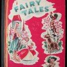 Fairy Tales Vintage Bedtime HC 1947 Whitman Publishing
