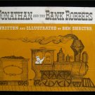 Jonathan and the Bank Robbers Ben Shecter Vintage 1964