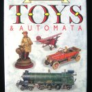 Metal Toys and Automata Constance King HCDJ Collectors