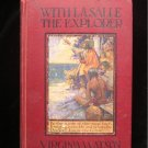 With Lasalle the Explorer Virginia Watson Vintage 1922