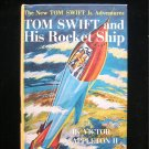 Tom Swift and His Rocket Ship Appleton Adventure 1954