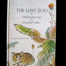 The Lost Zoo Christopher Cat Cullen Low Make Believe HC