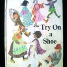 Try on a Shoe Moncure Weisgard Children of the World HC