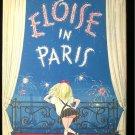 Kay Thompson's Eloise in Paris 2nd Printing Knight HCDJ