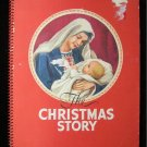The Christmas Story Ruth Gray Dorothy Scott Vintage SC