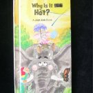 Why Is it Hot Just Ask Book Elephant McKissack Arvetis