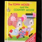 The Town Mouse and the Country Mouse Elf Leaf Fable HC