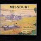 Missouri Bernadine Bailey Kurt Wiese Steam Boats 1951