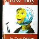 Crow Boy Taro Yashima Japanese Village Boy Vintage 1955
