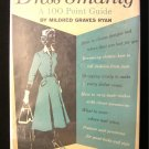 Dress Smartly a 100 Point Guide Ryan Vintage HCDJ 1956