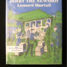 Jerry the Newsboy Leonard Shortall Vintage HCDJ NYC